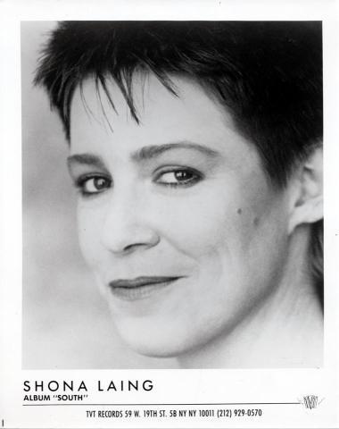 Shona Laing Promo Print
