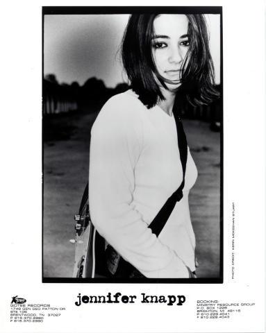 Jennifer Knapp Promo Print
