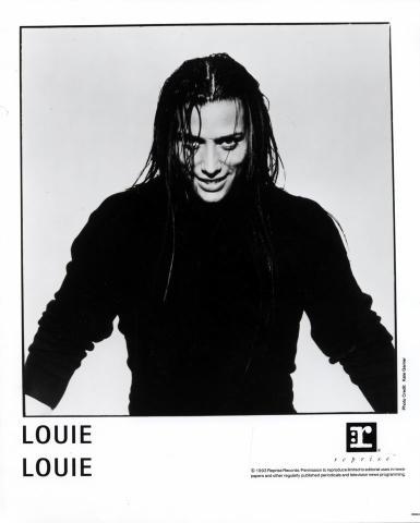 Louie Louie Promo Print