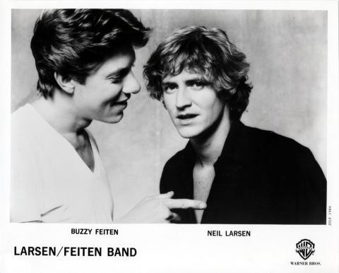 Larson/Feiten Band Promo Print