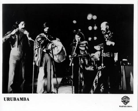 Urubamba Promo Print