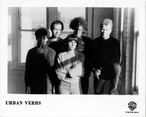 Urban Verbs Promo Print