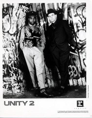 Unity 2 Promo Print