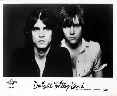 Dwight Twilley Band Promo Print