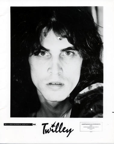 Dwight Twilley Promo Print