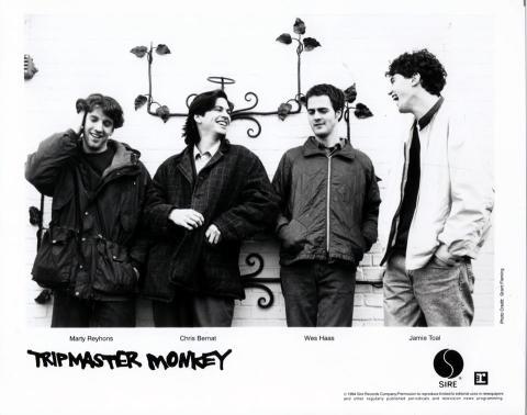 Tripmaster Monkey Promo Print