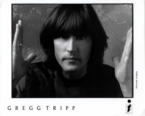 Gregg Tripp Promo Print
