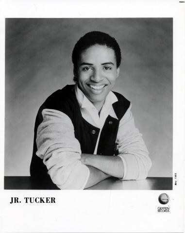 Jr. Tucker Promo Print
