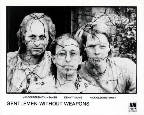 Gentlemen Without Weapons Promo Print