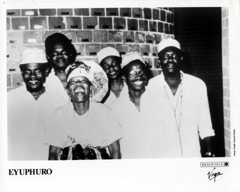 Eyuphuro Promo Print