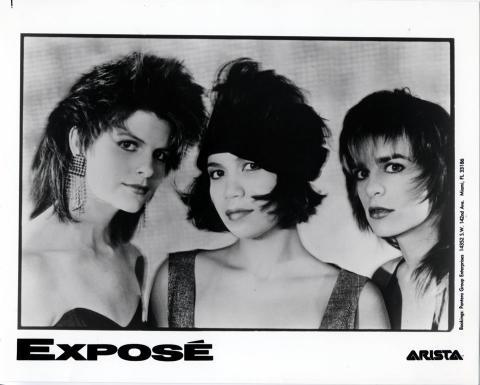 Expose Promo Print