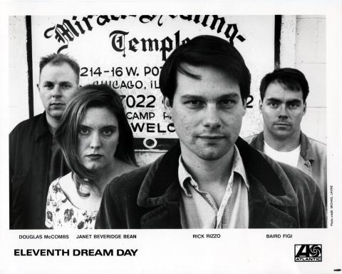 Eleventh Dream Day Promo Print