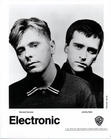 Electronic Promo Print