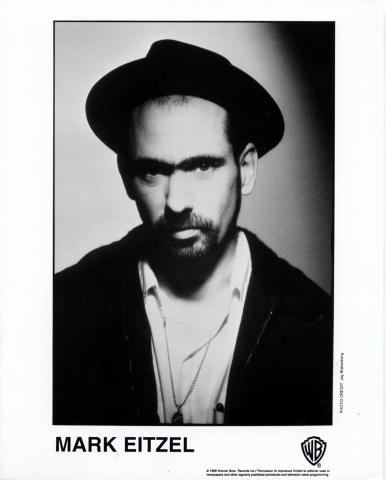 Mark Eitzel Promo Print