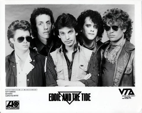 Eddie and the Tide Promo Print