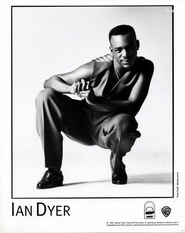 Ian Dyer Promo Print