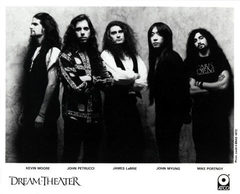 Dream Theater Promo Print