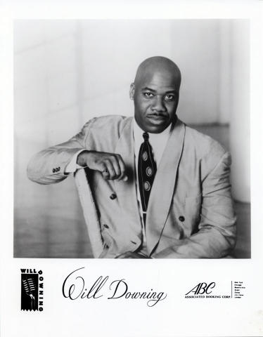 Will Downing Promo Print