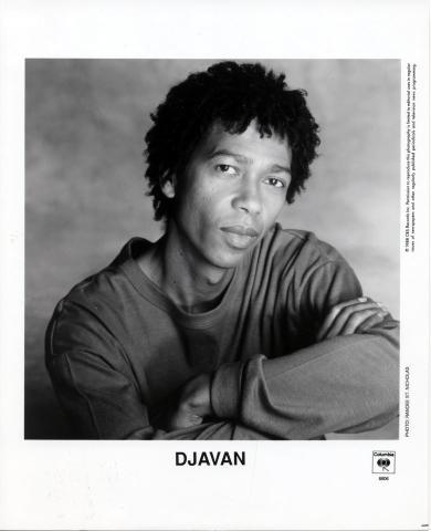 Djavan Promo Print