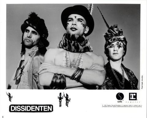 Dissidenten Promo Print