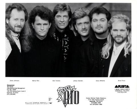 Diamond Rio Promo Print
