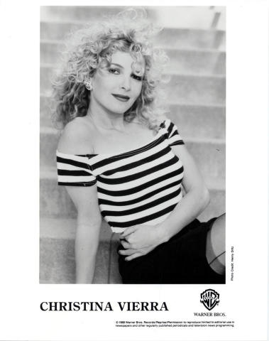 Christina Vierra Promo Print