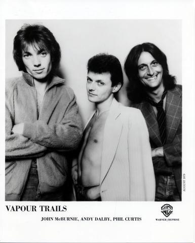 Vapour Trails Promo Print