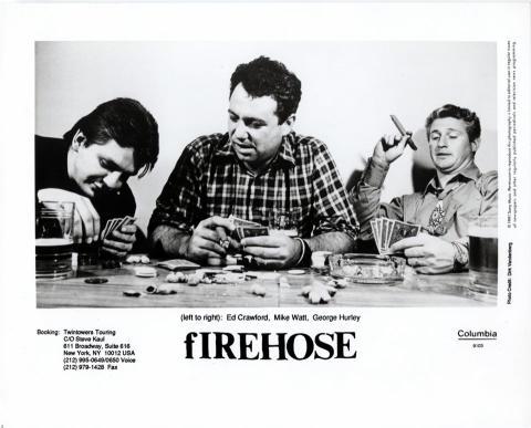 fIREHOSE Promo Print