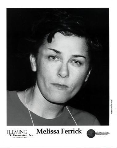 Melissa Ferrick Promo Print