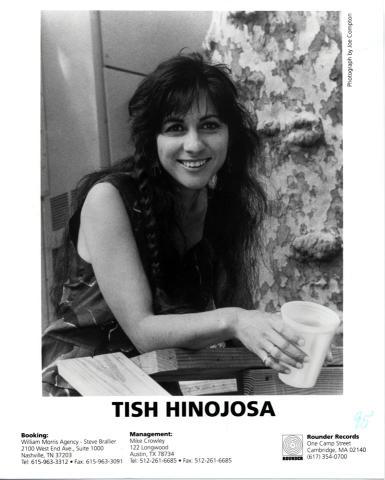 Tish Hinojosa Promo Print