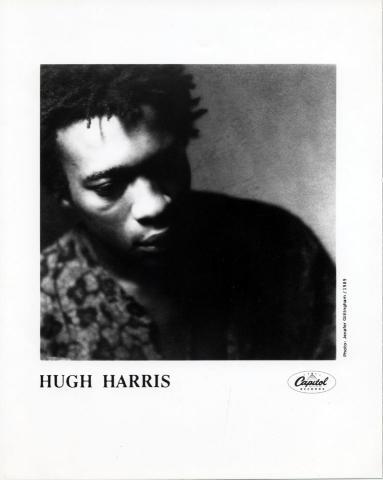 Hugh Harris Promo Print