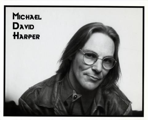 Michael David Harper Promo Print