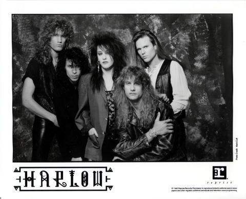 Harlow Promo Print