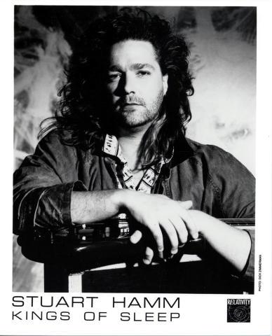 Stu Hamm Promo Print