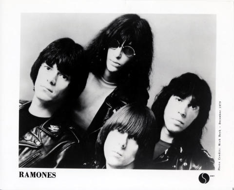 The Ramones Promo Print