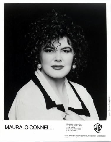 Maura O'Connell Promo Print