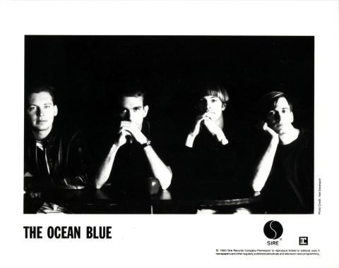 The Ocean Blue Promo Print
