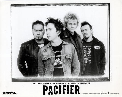 Pacifier Promo Print