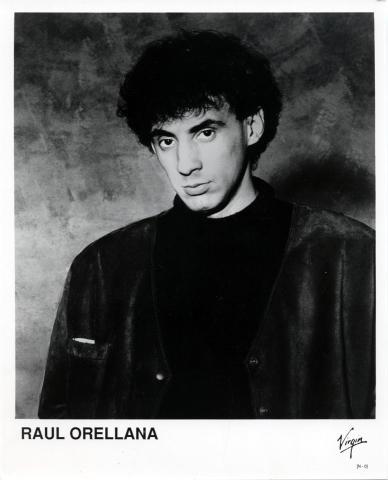Raul Orellana Promo Print