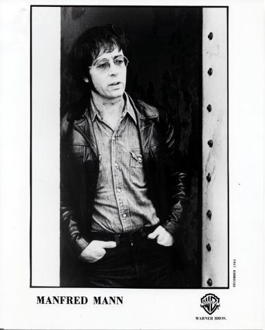 Manfred Mann Promo Print