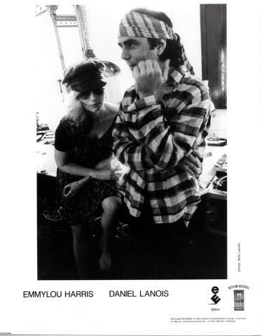 Emmylou Harris Promo Print
