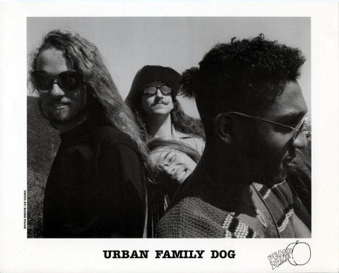 Urban Family Dog Promo Print