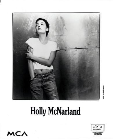 Holly McNarland Promo Print