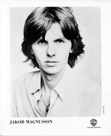 Jakob Magnusson Promo Print