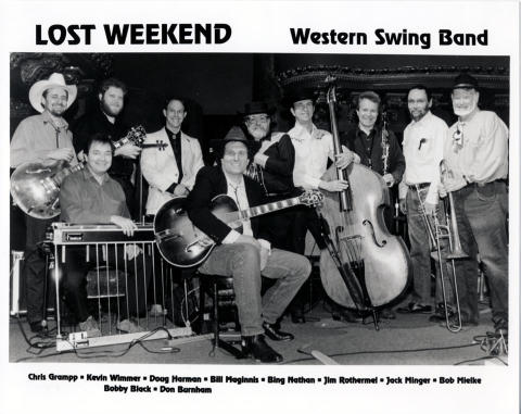 Lost Weekend Promo Print