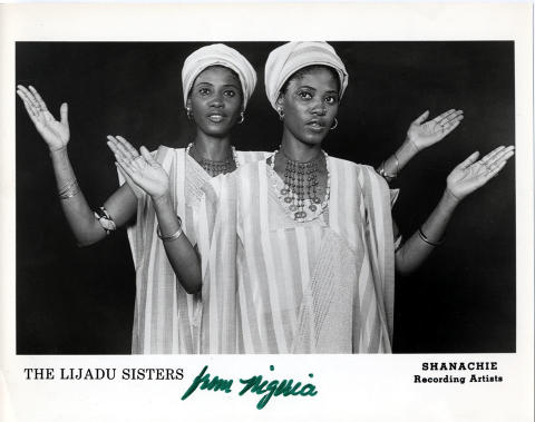 The Lijadu Sisters Promo Print