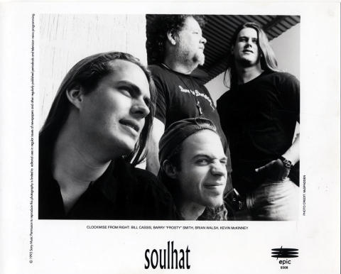 Soulhat Promo Print