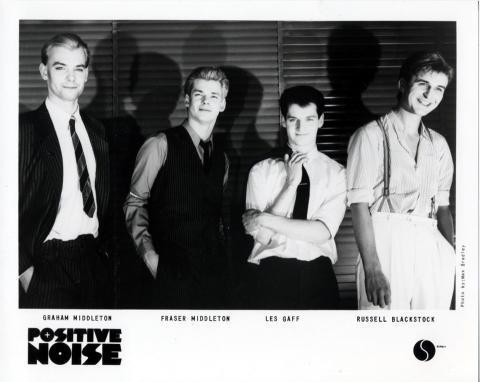 Positive Noise Promo Print