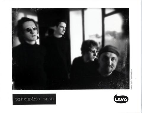 Porcupine Tree Promo Print