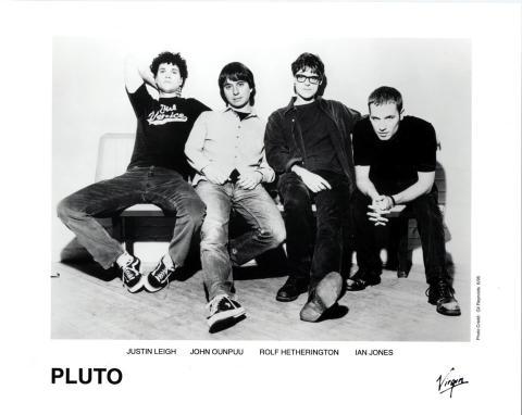 Pluto Promo Print